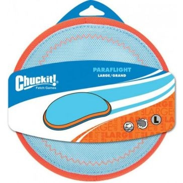 Chuckit! Paraflight Flyer Dog Toy Large