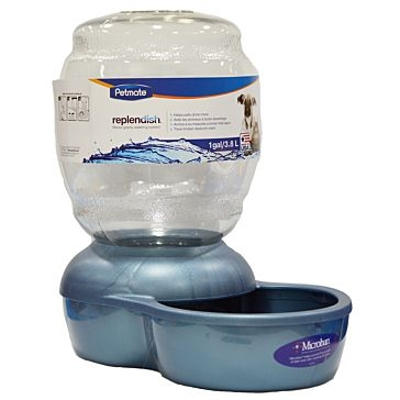 Petmate Replendish Gravity Pet Waterer 1 Gallon