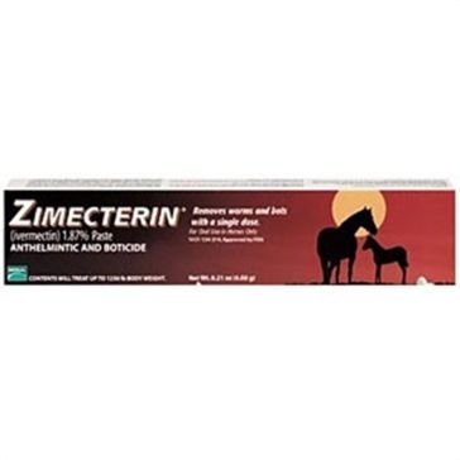 Zimectrin Horse Wormer 7096120