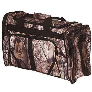 Big Dog Camo Duffle Bag 30in x 14in x 18in