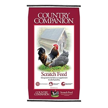Cargill Country Companion Scratch Grains 50lb Bag