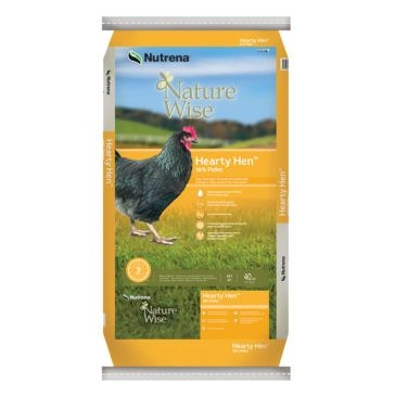 Nutrena Nature Wise Hearty Hen Feed 40lb