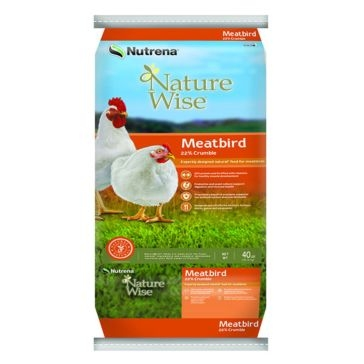 Nutrena Nature Wise Meatbird Feed 40lb