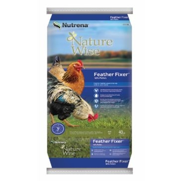 Nutrena Nature Wise Feather Fixer Feed 40lb