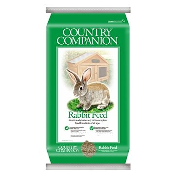 Country Companion 50lb Rabbit Feed