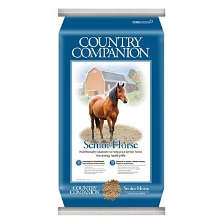 Country Companion Sweet Senior Horse Feed 50lb Bag
