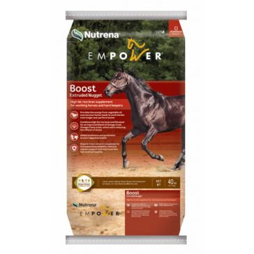 Nutrena Empower Boost Horse Feed 40lb