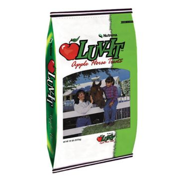 Nutrena Luv-It Apple Horse Treats 20lb