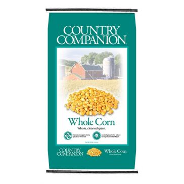 Country Companion Whole Corn Feed 50lb Bag