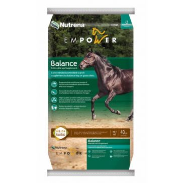 Nutrena Empower Balance Horse Feed 40lb