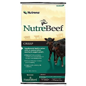 Nutrena NutreBeef Cattle Creep Feed 50lb