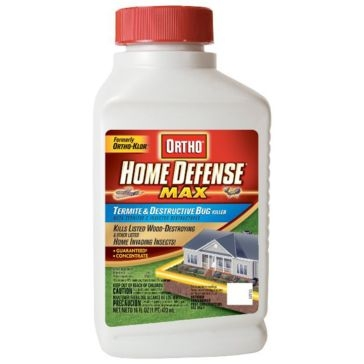 Ortho Home Defense Max Termite & Bug Killer 16oz