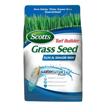 Scotts Turf Builder Sun & Shade Mix Grass Seed 7 lb.