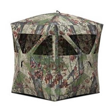 Barronett Radar Hunting Blind with Bloodtrail Backwoods Camo