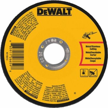 DeWalt .045in Metal Cutting Wheel