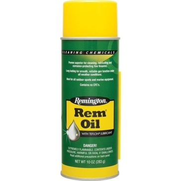 Remington Rem Gun Cleaning Oil 10oz. Spray