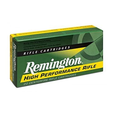Remington 233 Remington 50 GR PSP 20RD