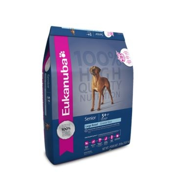Eukanuba Senior Large Breed Dry Dog Food 30lb.