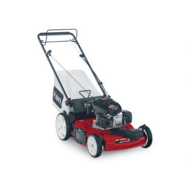 Toro High Wheel Push Lawnmower Variable Speed 20378