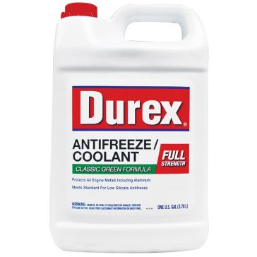 Durex Full-Strength Anti-Freeze and Coolant 1 Gallon