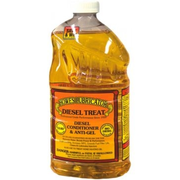 Howes Lubricator Diesel Treat Conditioner and Anti-Gel 1/2 Gal