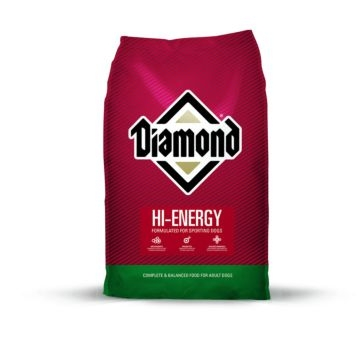 Diamond Hi-Energy Dry Dog Food 50lb
