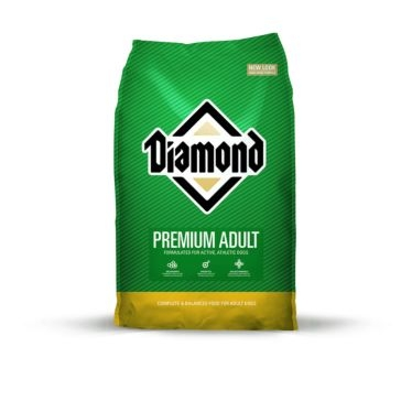 Diamond Premium Adult Dry Dog Food 50lb