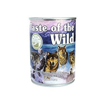 Taste of the Wild Wetlands Wet Dog Food 13oz