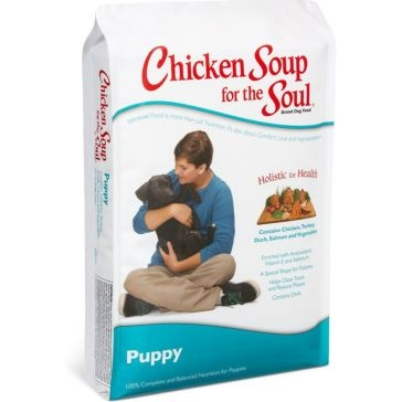 Chicken Soup for the Soul Puppy Formula Dry Dog Food 5lb