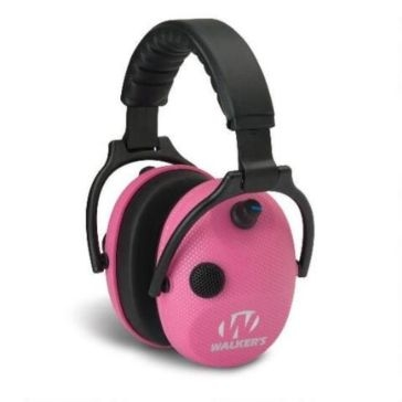 Alpha Power Pink Muff