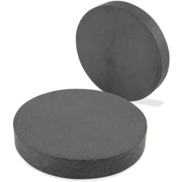 Master Magnetics 6 Piece Pack Ceramic Disc Magnets 07004