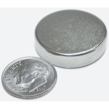 Master Magnetics 3 Pack Super Neodymium Disc Magnets 07047