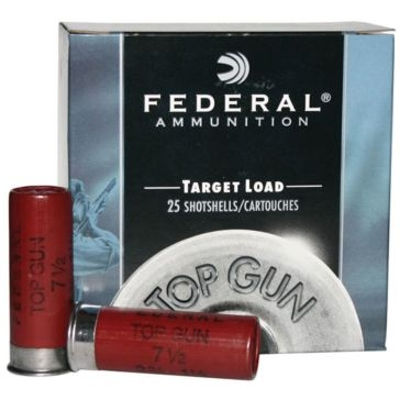 Federal Top Gun Target Load 20ga 7/8oz 8 Shot