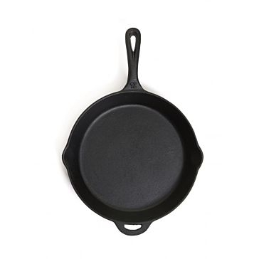 Camp Chef 12 Inch Pre-Seasoned Cast Iron Skillet