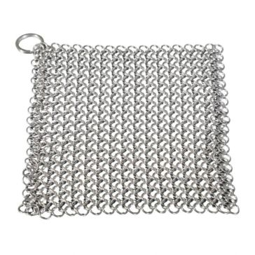 "Camp Chef Chain Mail Scrubber 7""x7"" CMS7"
