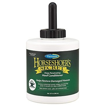 Farnam Horseshoer's Secret Hoof Conditioner 32oz