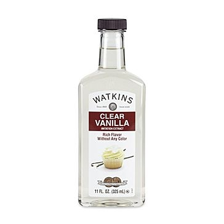 Watkins 11oz Clear Vanilla Flavor