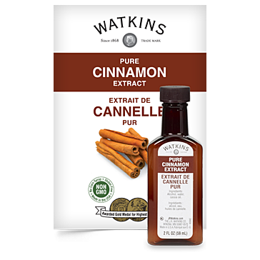 Watkins Pure Cinnamon Extract 2fl oz