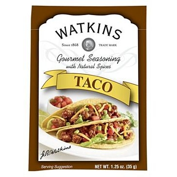 Watkins Taco Seasoning 1.25oz