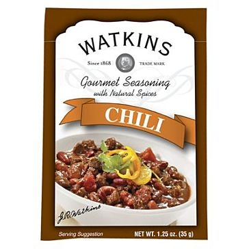 Watkins Chili Seasoning 1.25oz