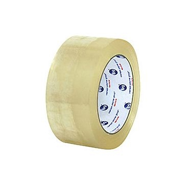 ipg Carton Sealing Tape, 1/9X55 Yard 9852