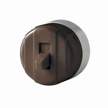Cooper Surface Mount Toggle Switch 735B-BOX