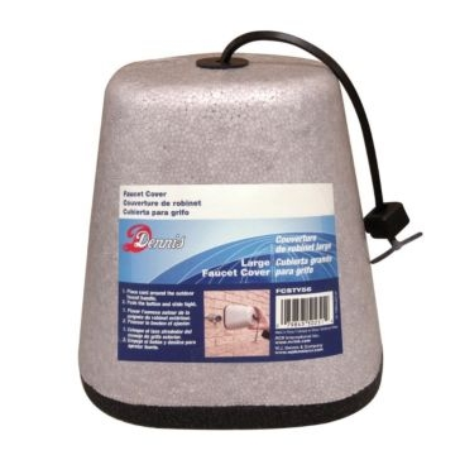 Dennis Large Faucet Cover