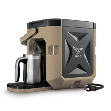 CoffeeBoxx Desert Tan Coffee Maker CBK250T