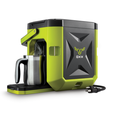 CoffeeBoxx Hi-Vis Green Coffee Maker CBK250G