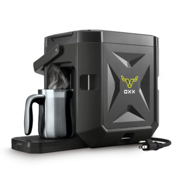 CoffeeBoxx Special Ops Black Coffee Maker CBK250B