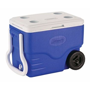 Coleman 40 Quart Performance Wheeled Cooler