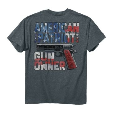 Buck Wear NRA - American Gun Owner Tee