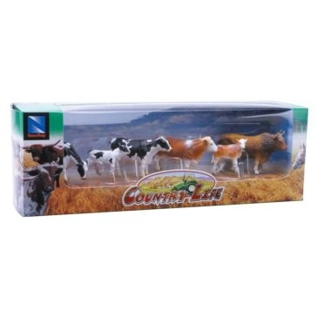 New Ray Toys USA 1:32 Farm Animal Playset Assorted