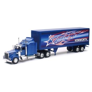 New Ray Toys USA Long Hauler 1:32 Assorted